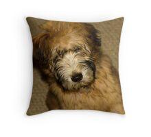 Molly Belle Throw Pillow