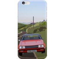 A Princess on the shore iPhone Case/Skin