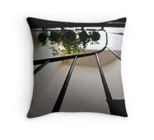 A stair to myself Throw Pillow