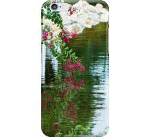 summer reflection iPhone Case/Skin