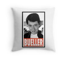 Ferris Bueller Throw Pillow
