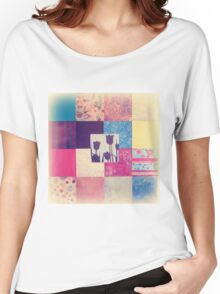 Paper Quilt 2.0 Women's Relaxed Fit T-Shirt