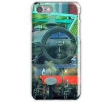 London Midland & Scottish Railway 6201 'Princess Elizabeth' at Carlisle iPhone Case/Skin