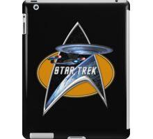 StarTrek Enterprise D Command Signia Chest iPad Case/Skin