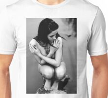 Nude Girl - Women outdoor Unisex T-Shirt