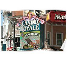 Las Vegas! Poster