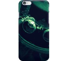 Steampunk Gentlemen's Hat 1.2 iPhone Case/Skin