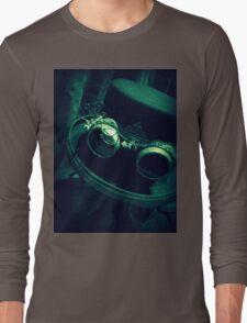 Steampunk Gentlemen's Hat 1.2 Long Sleeve T-Shirt