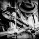 Bluegrass Players by Christine Annas