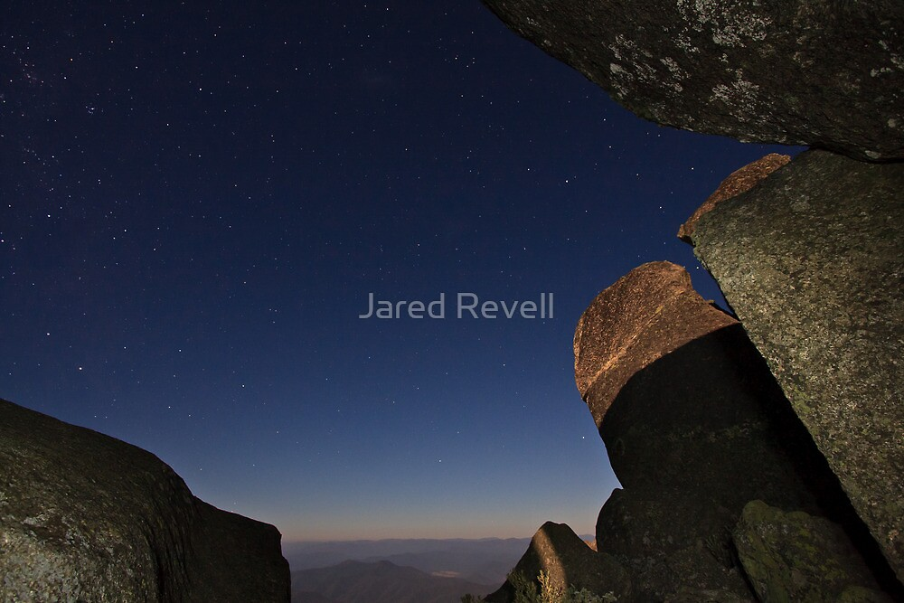 Black Star by Jared Revell