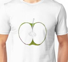 apple /green Unisex T-Shirt