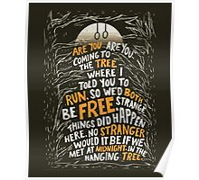 Hunger Games - The Hanging Tree  Poster
