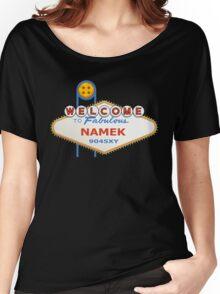 Viva Namek Women's Relaxed Fit T-Shirt