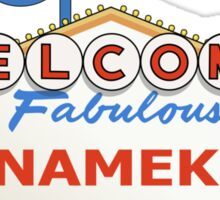 Viva Namek Sticker