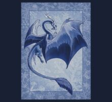 The Dragon of Winter (framed) by Stephanie Smith