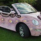 fancy car by sky   princess