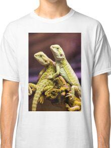 Lizards in Love Classic T-Shirt