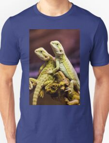 Lizards in Love Unisex T-Shirt