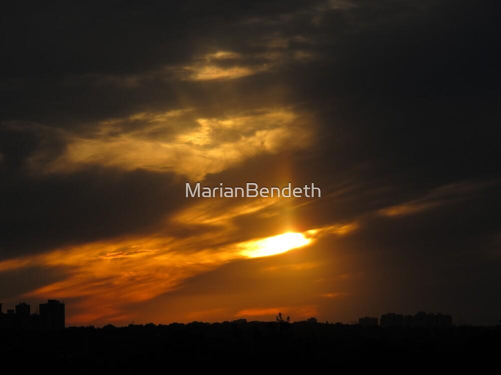 Shining Through by MarianBendeth