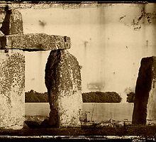 Stonehenge, Amesbury UK  ©  by Dawn M. Becker