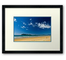 Dunk Island View Framed Print