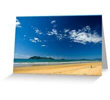 Dunk Island View Greeting Card