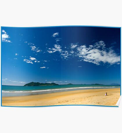 Dunk Island View Poster