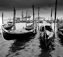 Venice In January by mickryan