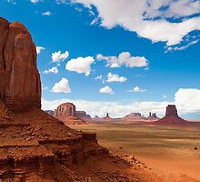 Monument Valley 1 by Jacinthe Brault