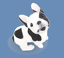 BULLDOG cute! by lallalivia