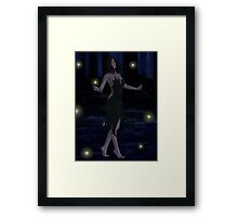 Firefly Nights Framed Print