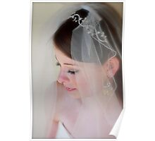Thoughtful Bride Poster