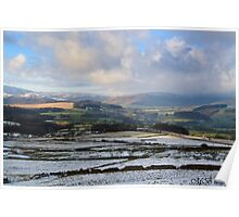 Winter on the Fells Poster