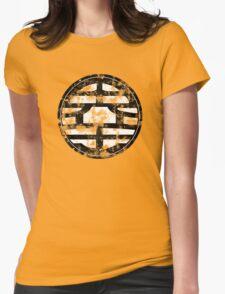 King Kai's kanji Womens Fitted T-Shirt