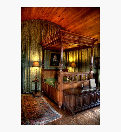 The Queen's Room, Falkland Palace Photographic Print