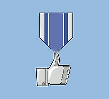 Thumbs Up Medal of Honor by xouren