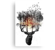 Ashes to ashes. Metal Print