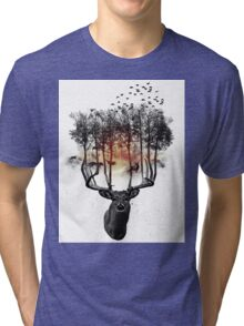 Ashes to ashes. Tri-blend T-Shirt