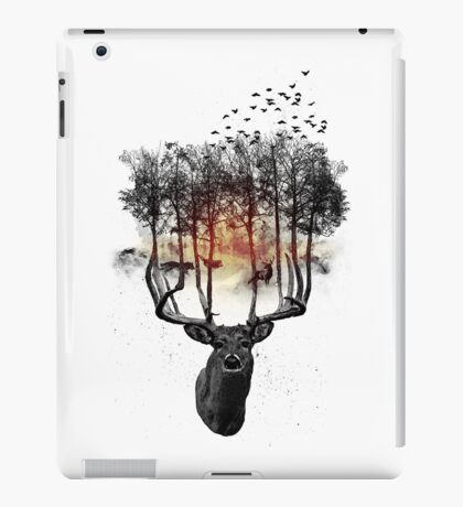 Ashes to ashes. iPad Case/Skin