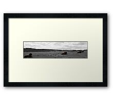 Honorable Leaders Stay Together Framed Print