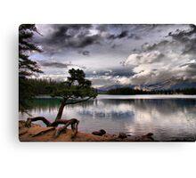 Lac Beauvert Canvas Print