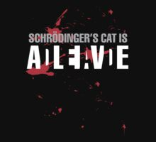 Schrödinger's Cat - Dark Colours by RatcHeT