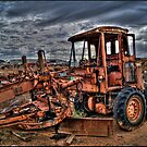 Dead Tractor by sedge808