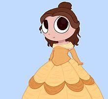 Chubby Belle by KawaiiCallie
