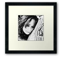 Gnosis...Where are you? Framed Print