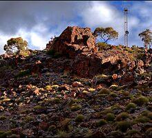 Iron Knob South Australia by sedge808