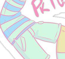 PK Flash! Ocean Glass Palette Sticker