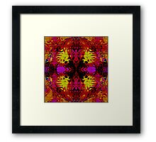 Cosmic Graffiti Framed Print