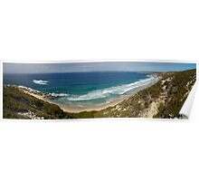 Boat Harbour East Panorama, Western Australia Poster