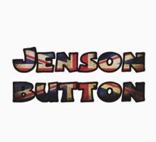 Jenson Button by LoboTheHobo